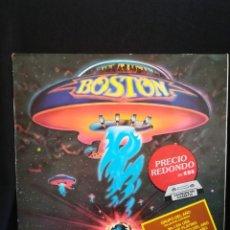 Discos de vinilo: LP BOSTON - BOSTON (LP, ALBUM, RE EDITION) ESPAÑA, BUEN ESTADO. Lote 280408973