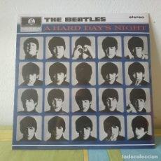 Discos de vinilo: THE BEATLES - A HARD DAY'S NIGHT - LP MADE AND PRINTED IN THE EU DE AGOSTINI 2017 NUEVO, PRECINTADO. Lote 280439643