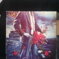 Discos de vinilo: LP LP YES - TORMATO ESPAÑA 1978, EXCELENTE, COMO NUEVO!! PROGRESIVO. Lote 280446943