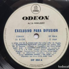 Discos de vinilo: DESMON DEKKER & THE ACES - EP ARGENTINA PROMO * MINT * ISRAELITAS ( ISRAELITES ) + OTROS ARTISTAS. Lote 280478113