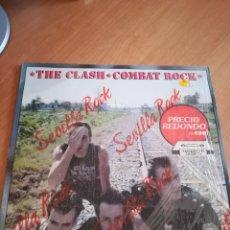 Discos de vinilo: LP THE CLASH -COMBAT ROCK (LP, ALBUM, RE), 1986 ESPAÑA, EXCELENTE. Lote 280507668