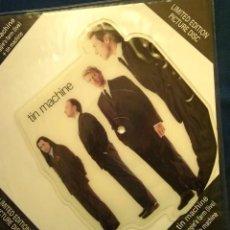 Discos de vinilo: TIN MACHINE DAVID BOWIE PICRURE DISC ORIGINAL USA RARE EXCELENTE ESTADO SIN USO. Lote 280534658