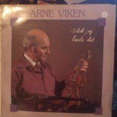 Discos de vinilo: ARNE VIKEN. Lote 280615243