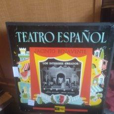 Discos de vinilo: TEATRO ESPAÑOL BENAVENTE.. Lote 280683263