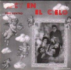 Discos de vinilo: LUCY EN EL CIELO - FRIO DENTRO / SINGLE MANO NEGRA DE 1990 / BUEN ESTADO RF-5003. Lote 280722113