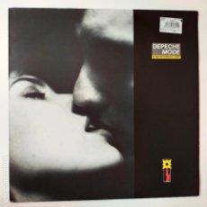 Discos de vinilo: DEPECHE MODE- A QUESTION OF LUST- UK MAXI SINGLE 1986- VINILO COMO NUEVO.. Lote 280771288