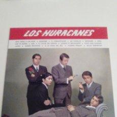 Discos de vinilo: LOS HURACANES ( 1966 VINILISSIMO EMI REEDICION ) EXCELENTE ESTADO CONTIENE EL INSERT. Lote 280780508