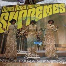 Discos de vinilo: THE SUPREMA SINGLE SOLO PORTADA. Lote 280847913