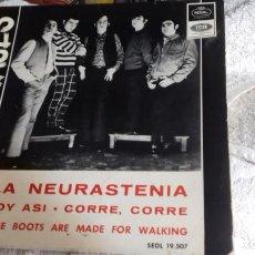 Discos de vinilo: LOS SALVAJES .EP SOLO PORTADA. Lote 280848328