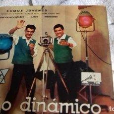 Discos de vinilo: DUO DINAMICO SOLO PORTADA. Lote 280863253