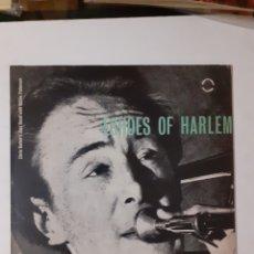 Discos de vinilo: CHRIS BARBER. ECHOES OF HARLEM. 1986 GREAT BRITAIN. DORMOUSE DM8. DISCO Y CARÁTULA VG++.. Lote 280866013
