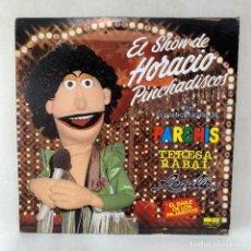 Dischi in vinile: LP - VINILO EL SHOW DE HORACIO PINCHADISCOS / PARTICIPACIÓN DE PARCHIS - ESPAÑA - AÑO 1981. Lote 280919053