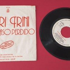 Discos de vinilo: SINGLE VINILO MARI TRINI-EL DESERTOR/SOY UN CASO PERDIDO. Lote 280946568