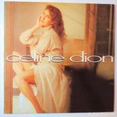 Disques de vinyle: CELINE DION- SPAIN LP 1992 + ENCARTE- VINILO EXC. ESTADO.. Lote 280954683
