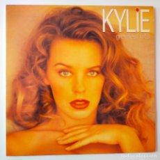Disques de vinyle: KYLIE MINOGUE- KYLIE- GREATEST HITS- SPAIN 2 LP 1992- VINILOS CASI NUEVOS.. Lote 280955538