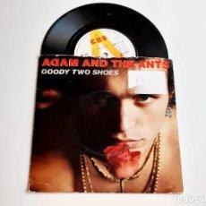Discos de vinilo: DISCO VINILO 45 RPM ADAM AND THE ANTS. Lote 280992723