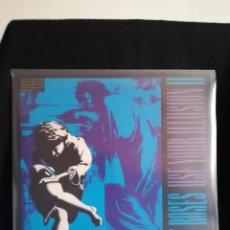 Discos de vinilo: 2XLP GUNS N' ROSES - USE YOUR ILLUSION II (2XLP, ALBUM), 1991 ESPAÑA, IMPECABLE, COMO NUEVO. Lote 281043028