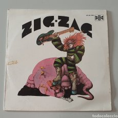 Discos de vinilo: LP ZIG ZAG - ZIG ZAG (MÉXICO - ORFEON - 1979) RARE POP PROG ROCK!. Lote 281802128