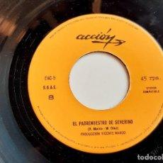 Discos de vinilo: DISCO VINILO 45 RPM. Lote 281823123
