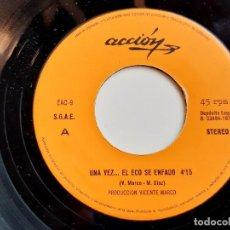 Discos de vinilo: DISCO VINILO 45 RPM. Lote 281823188