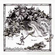 Discos de vinilo: SHANTIH SHANTIH–WINTER IN SEPTEMBER. LP VINILO PRECINTADO. GARAGE COUNTRY ROCK. Lote 281965948
