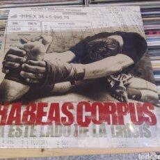 Discos de vinilo: HABEAS CORPUS -A ESTE LADO DE LA CRISIS. LP VINILO PRECINTADO.. Lote 281973408