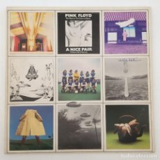 Discos de vinilo: PINK FLOYD – A NICE PAIR 2 VINYLS UK,1974 HARVEST. Lote 281991483