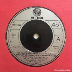 Discos de vinilo: THE SENSATIONAL ALEX HARVEY BAND – THE FAITH HEALER, UK 1973 VERTIGO. Lote 281993913