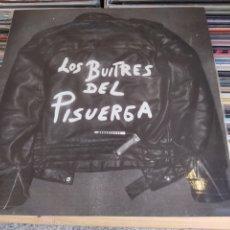 Discos de vinilo: LOS BUITRES DEL PISUERGA. LO VINILO ORIGINAL DE 1989. BUEN ESTADO.. Lote 282230493