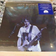 Discos de vinilo: JEFF BUCKLEY–LIVE AT KCRW: MORNING BECOMES ECLECTIC. LP VINILO PRECINTADO. Lote 282480008