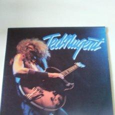 Discos de vinilo: TED NUGENT ( 1975 EPIC ESPAÑA 1990 ) MUY BUEN ESTADO EX AMBOY DUKES. Lote 282496673