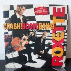 """Discos de vinilo: MUY DIFICIL!! ROXETTE. CRASH! BOOM! BANG!. 7"""". 1994. ESP.. Lote 282535898"""