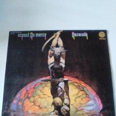 Discos de vinilo: NAZARETH EXPECT NO MERCY ( 1977 VERTIGO ESPAÑA ) BUEN ESTADO GENERAL. Lote 282548768