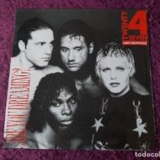 "Discos de vinilo: TWENTY 4 SEVEN - ARE YOU DREAMING? ,VINYL 12"" SPAIN 1990 MX - 257. Lote 282956533"