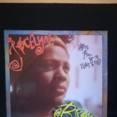 Disques de vinyle: LP JOCELYN BROWN - ONE FROM THE HEART, EUROPE 1987. Lote 282977113