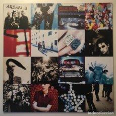 Discos de vinilo: U2 – ACHTUNG BABY, EUROPE 1991 ISLAND RECORDS. Lote 282982728