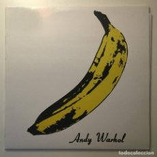 Discos de vinilo: THE VELVET UNDERGROUND & NICO – THE VELVET UNDERGROUND & NICO, UNOFFICIAL, UK 2007 VERVE RECORDS. Lote 283014983
