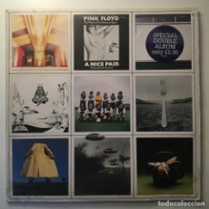 Discos de vinilo: PINK FLOYD – A NICE PAIR, 2 LPS, UK 1974 HARVEST. Lote 283015573