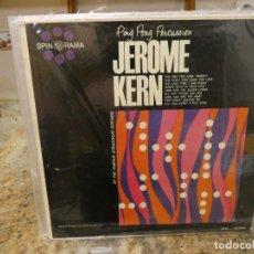 Discos de vinilo: LP JAZZ USA CA 1962 A TRIBUTE TO JEROME KERN BUEN ESTADO GENERAL. Lote 283029068
