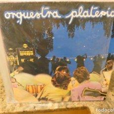 Discos de vinilo: LP ORQUESTA PLATERIA SU LP HOMONIMO DE 1978 BUEN ESTADO. Lote 283057808