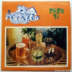 Discos de vinilo: PARAÍSO: PARA TÍ / ESTRELLA DE LA RADIO - SINGLE - 1979 - ZAFIRO - CASI NUEVO (NM / NM). Lote 283061353