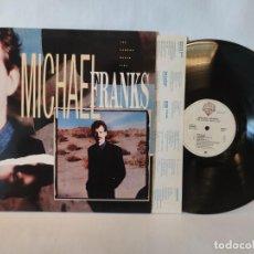 Disques de vinyle: THE CAMERA NEVER LIES - MICHAEL FRANKS. Lote 282538923