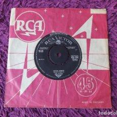 """Discos de vinilo: JIM REEVES – ADIOS AMIGO ,VINYL 7"""" SINGLE 1962 IRELAND 45-ERC1293. Lote 283081248"""