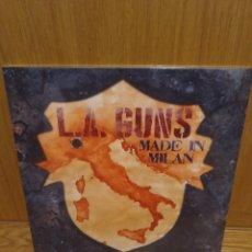 Discos de vinilo: VINILO L.A. GUNS – MADE IN MILAN.. Lote 283117978