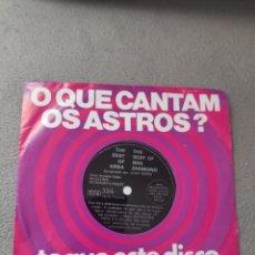 Discos de vinilo: 13 FLEXIDISC DE PORTUGAL - INCLUYEN PRESENTACIONES DE ABBA, NEIL DIAMOND, MÚSICA PORTUGUESA, BRASIL. Lote 283169573