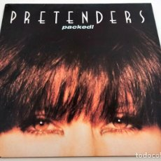 Discos de vinilo: VINILO LP DE THE PRETENDERS. PACKED!. 1990.. Lote 283175498