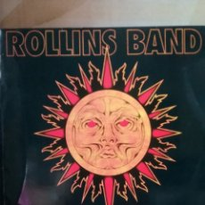 """Discos de vinil: HENRY ROLLINS BAND """" THE END OF SILENCE """" 1992 THE ORIGINAL IMAGO RECORDINGS DOBLE LP. Lote 283182628"""