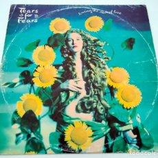 Discos de vinilo: VINILO MAXI SINGLE DE TEARS FOR FEARS. SOWING THE SEEDS OF LOVE / SHOUT (USA). 1989.. Lote 283183848