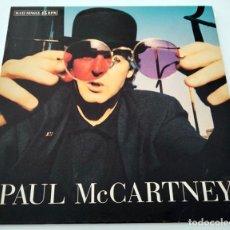Discos de vinilo: VINILO MAXI SINGLE DE PAUL MCCARTNEY. MY BRAVE FACE. 1989.. Lote 283184278