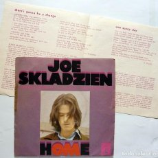 Discos de vinilo: JOE SKLADZIEN & OM: THERE´S GONNA BE A CHANCE / ONE SUNNY DAY - SINGLE-1970 -CONCENTRIC - BUENO (VG). Lote 283215278
